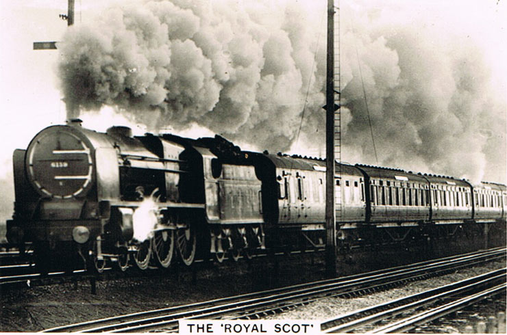The 'Royal Scot'