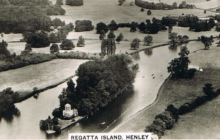 Regatta Island, Henley