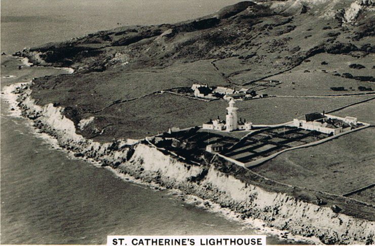 St. Catherine's Lighthouse