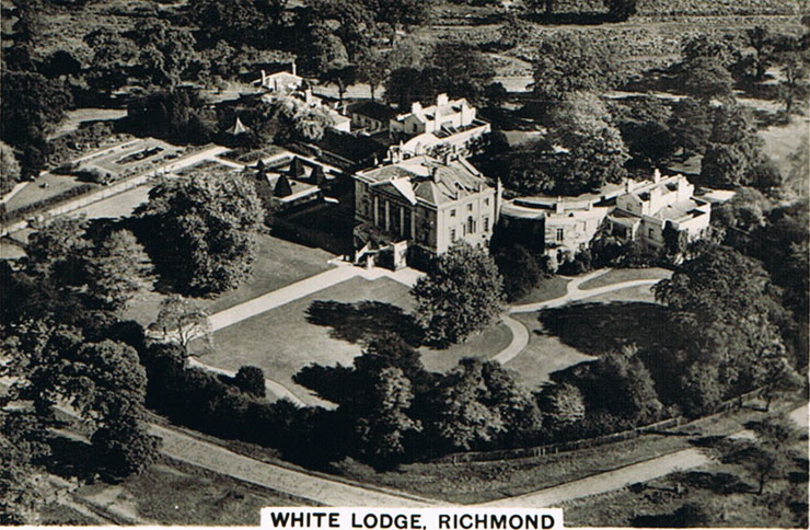 White Lodge, Richmond