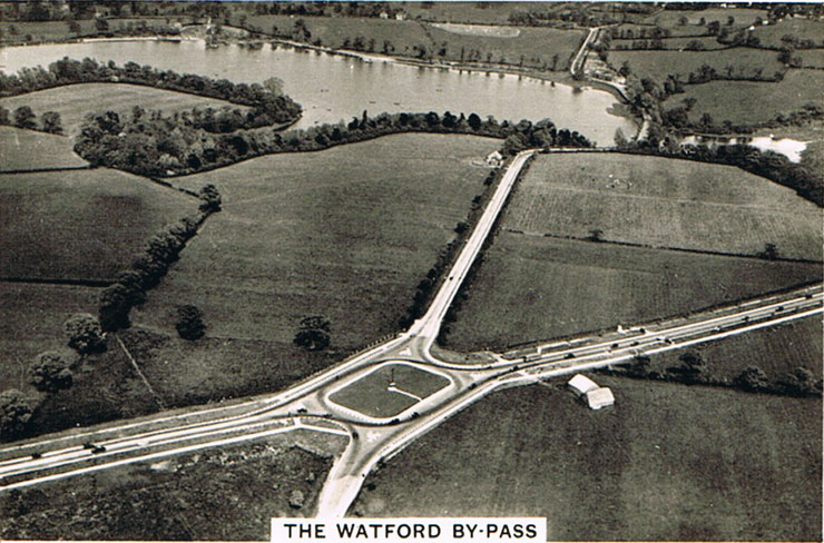 The Watford By-Pass