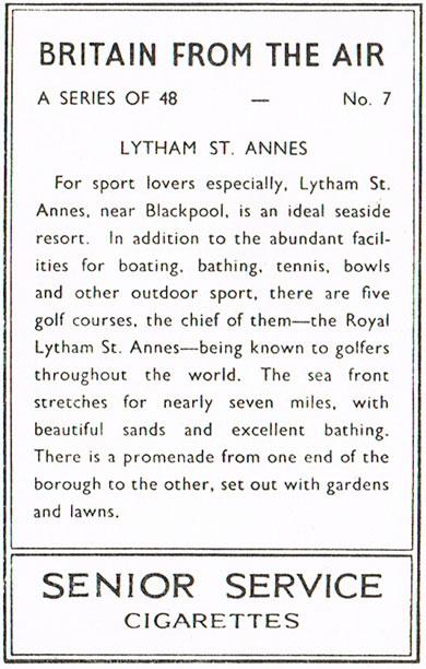 Lytham, St. Annes