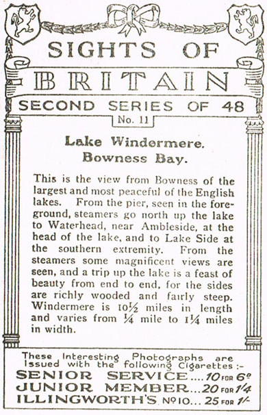 Lake Windermere, Bowness Bay