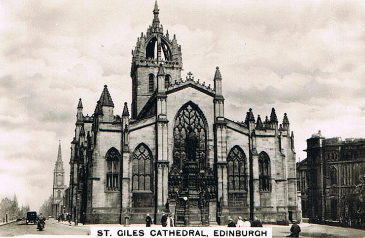 St. Giles Cathedral, Edinburgh