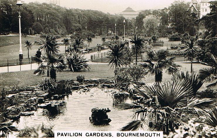 Pavilion Gardens, Bournemouth
