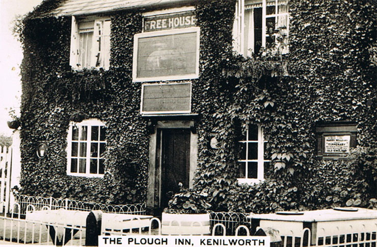 The Plough Inn, Kenilworth