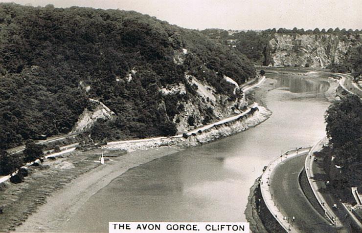 The Avon Gorge, Clifton