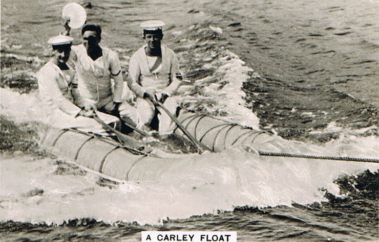 A Carley Float