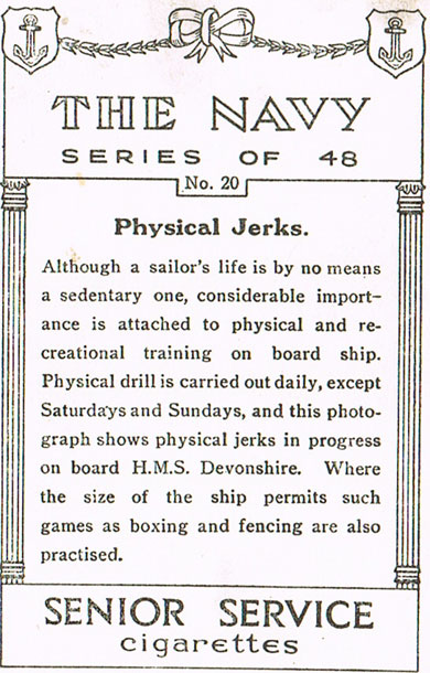 Physical Jerks