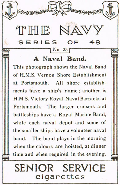 A Naval Band