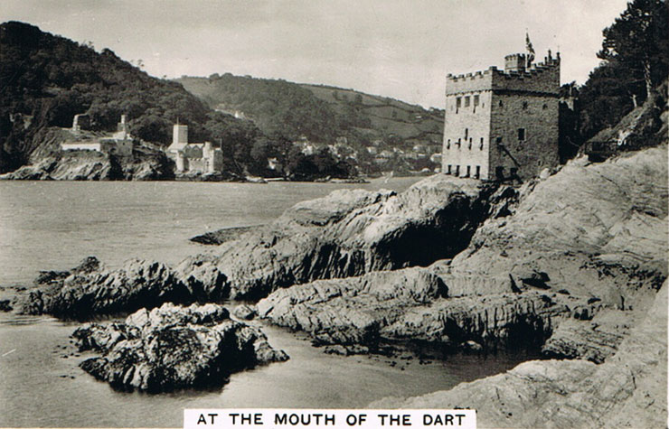 At the Mouth of the Dart