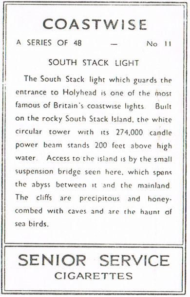 South Stack Light