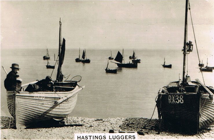 Hastings Luggers