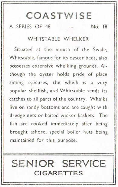 Whitstable Whelker