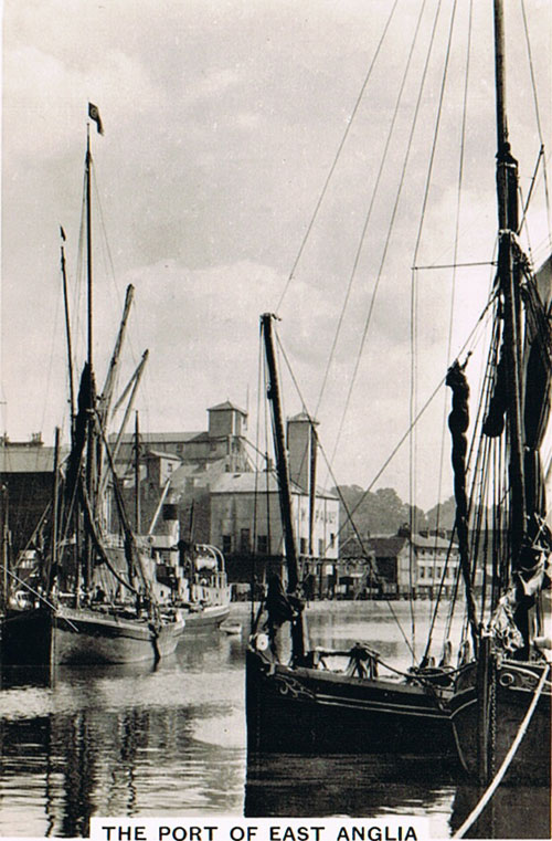 The Port of East Anglia