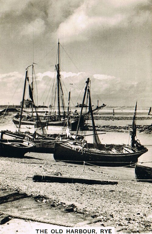 The Old Harbour, Rye
