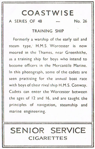 Training Ship