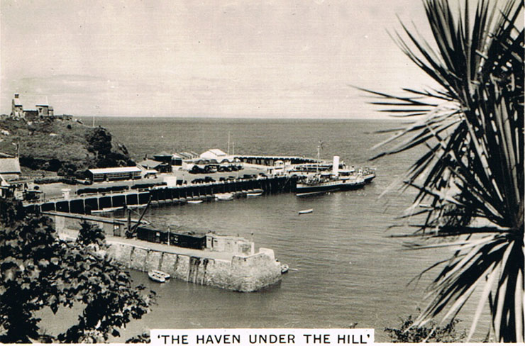 'The Haven Under the Hill'