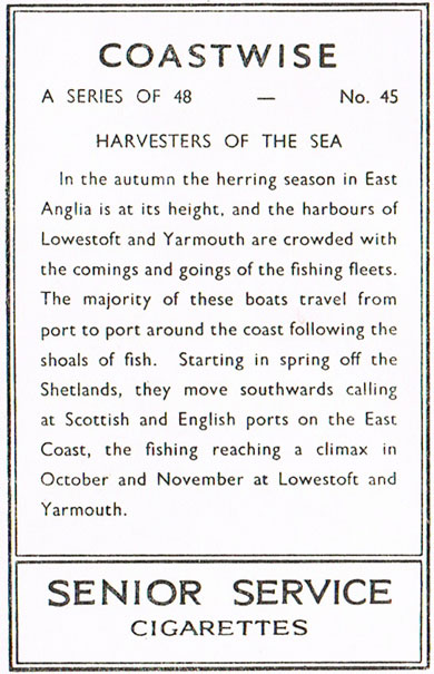 Harvesters of the Sea