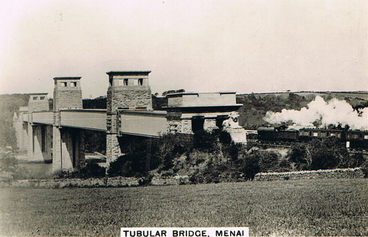 Tubular Bridge, Menai