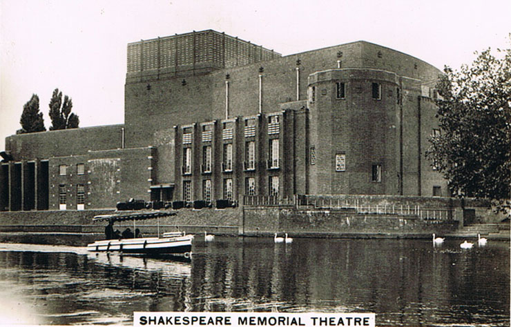 Shakespeare Memorial Theatre