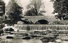 Tavistock, Weir and Bridge