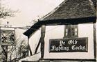 Ye Old Fighting Cocks Inn, St. Albans