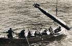 Hoisting a Torpedo