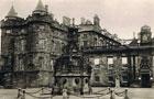 Holyrood Castle