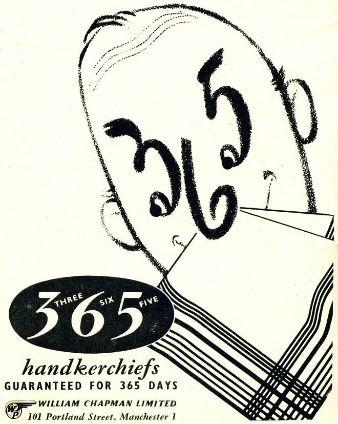 365 Handkerchiefs