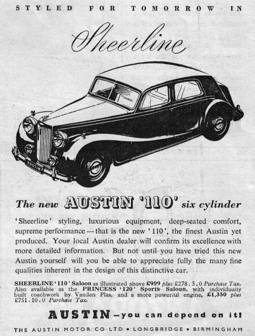Austin 110