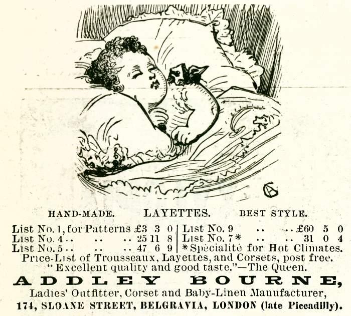 Addley Bourne Layettes