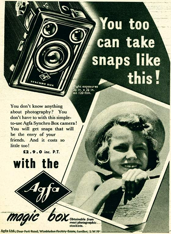 Agfa Magic Box