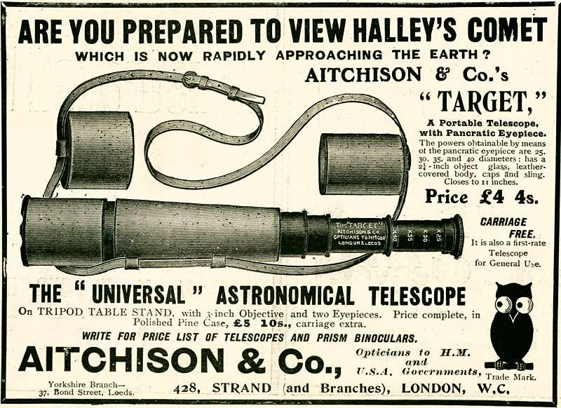Aitchison & Co.'s 'Target' Telescope