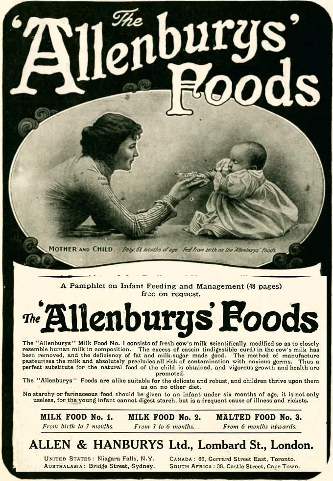 Allenburys Foods