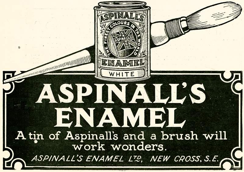 Aspinall's Enamel