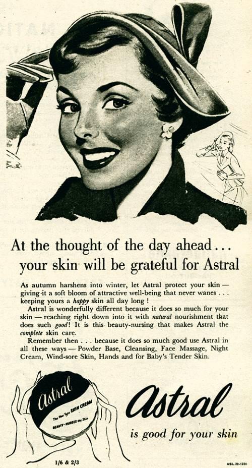 Astral Skin Cream