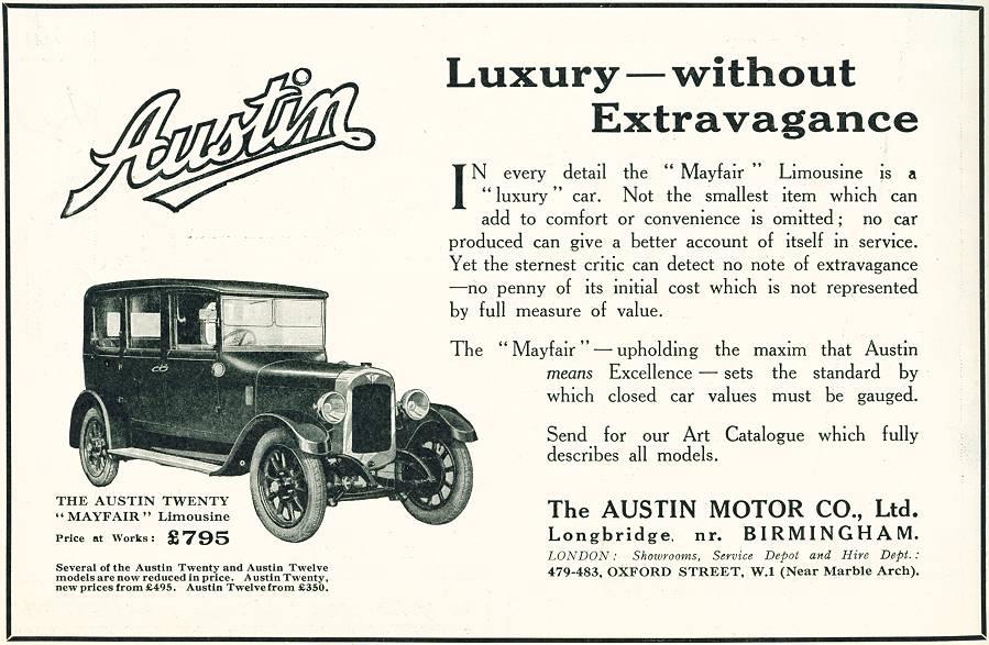 Austin Motor Co., Ltd.