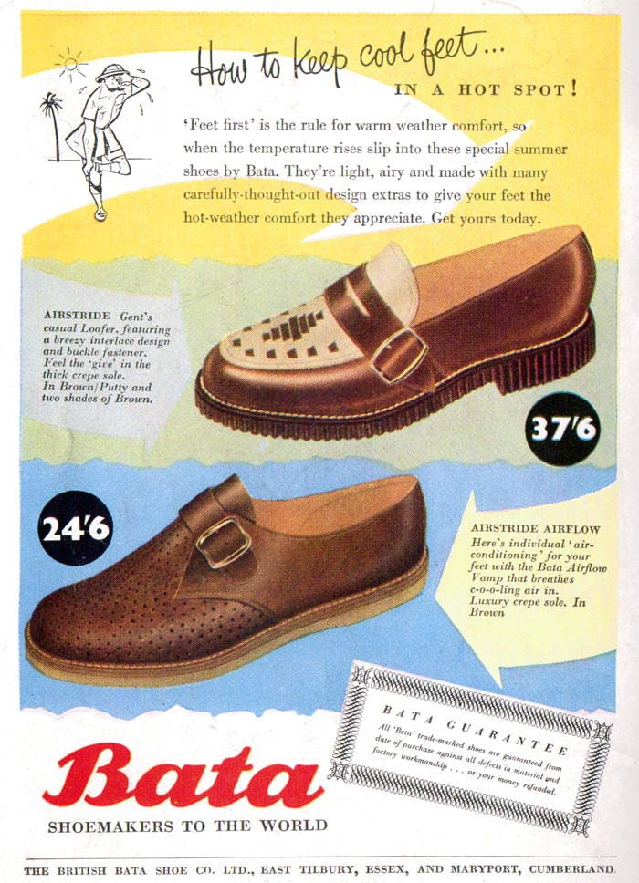 Bata Shoemakers