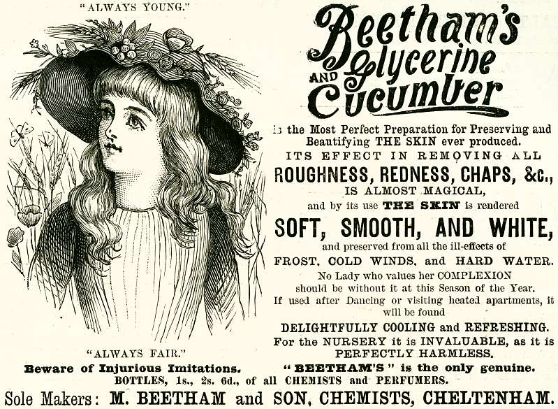 Beethams Glycerine and Cucumber