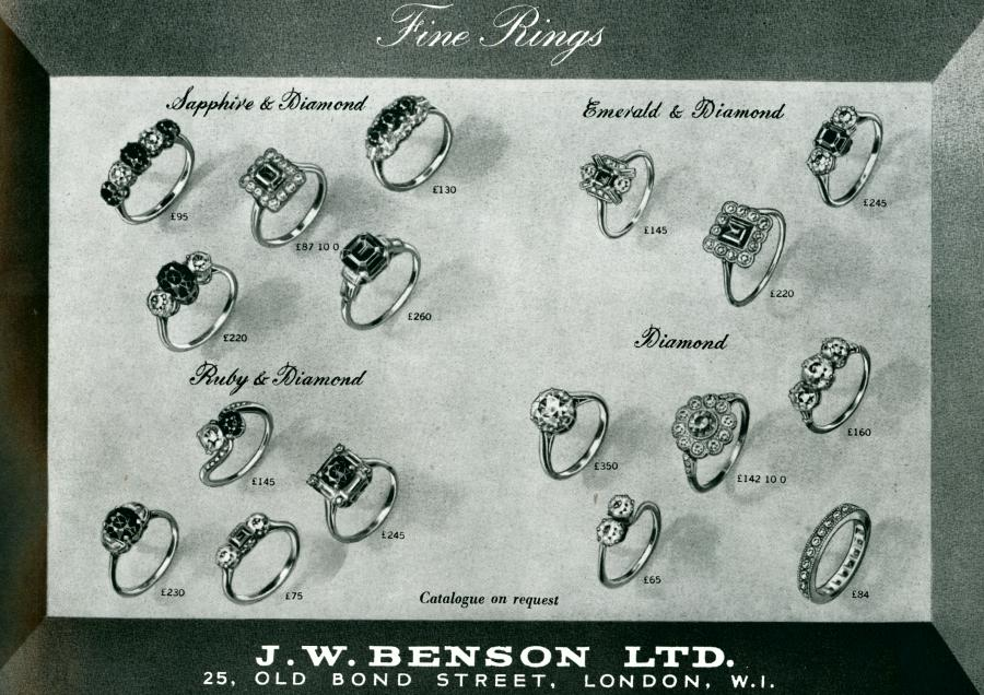 J.W. Benson Ltd