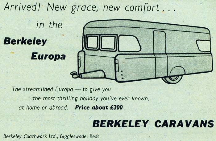 Berkley Caravans