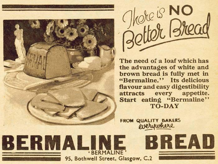 Bermaline Bread