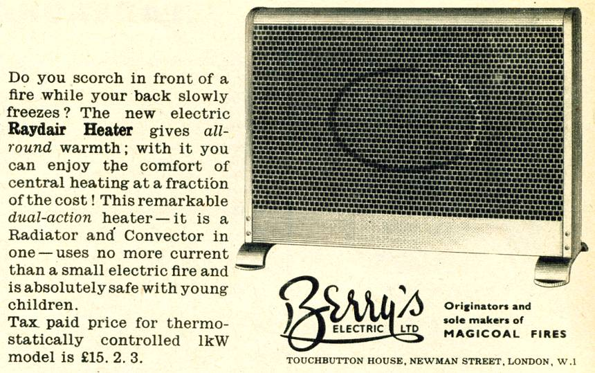 Berry's Electric Ltd