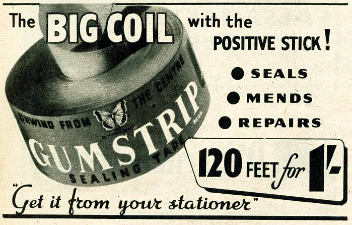 Big Coil Gumstrip