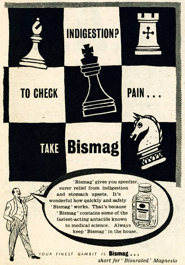 Bismag - Bisurated Magnesia