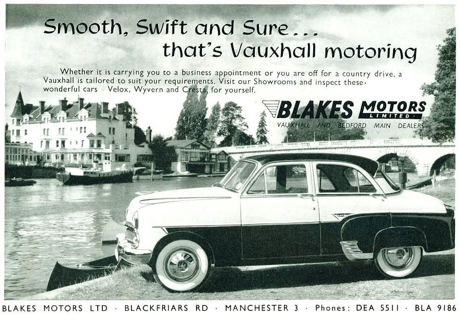 Blakes Motors