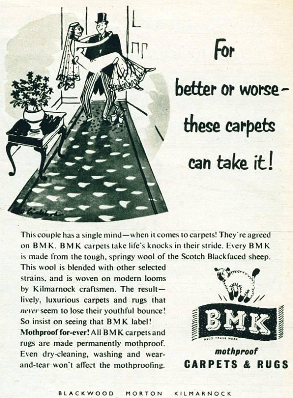 BMK - Blackwood Morton Kilmarnock