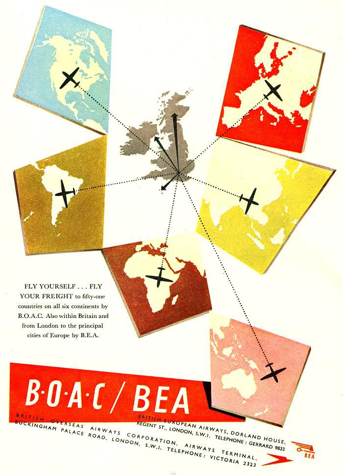 BOAC / BEA
