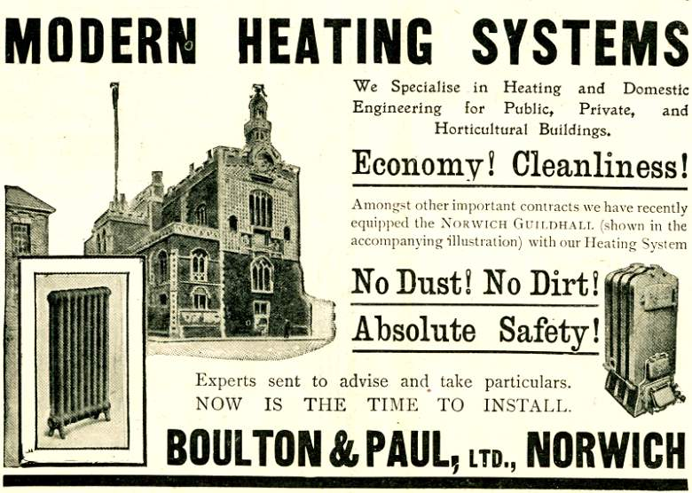Modern Heating Systems